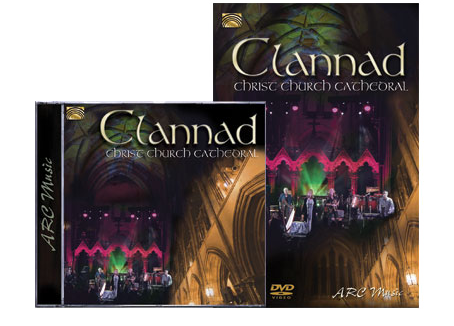 combined Clannad – Christ Church Cathedral package